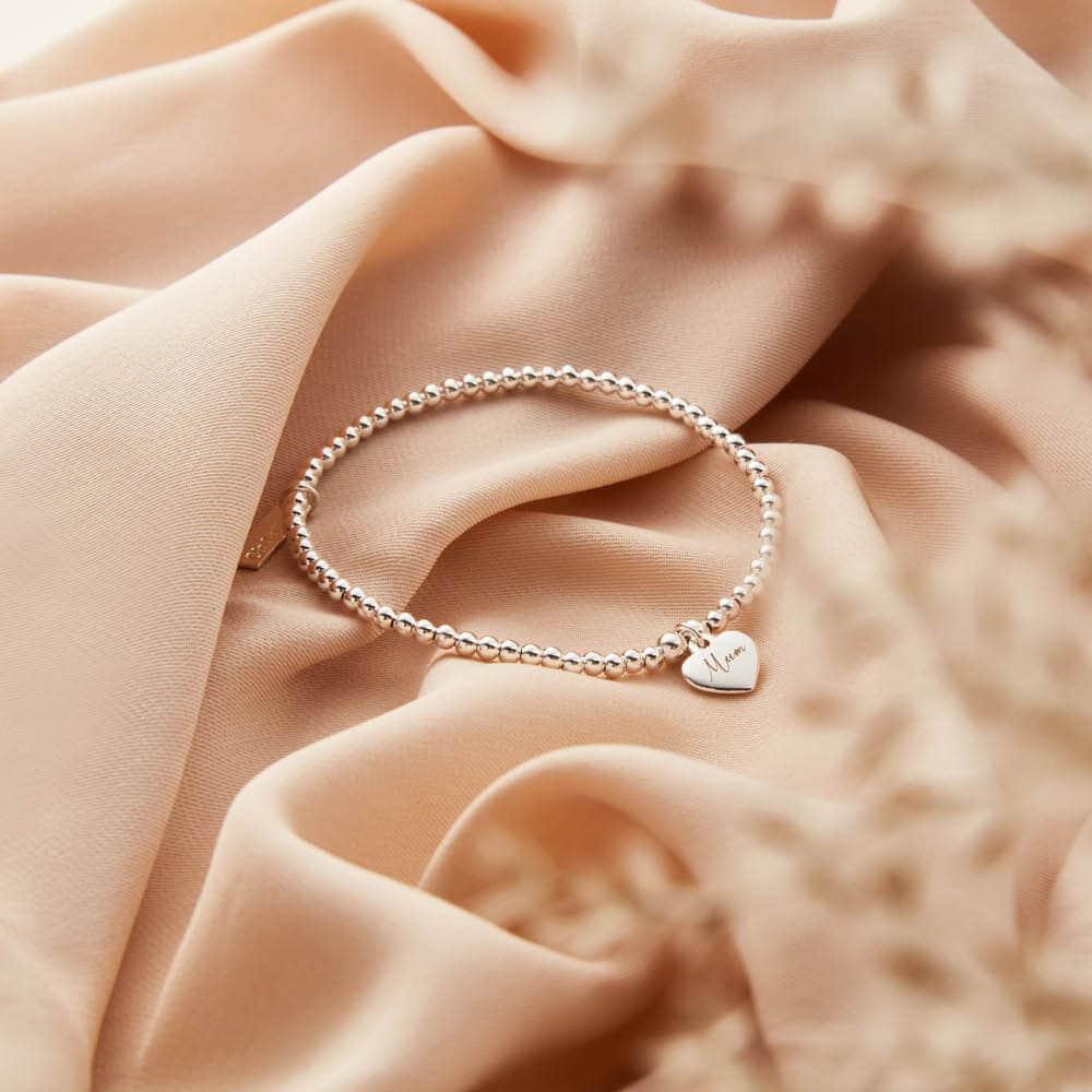 Cute Charm Heart Bracelet