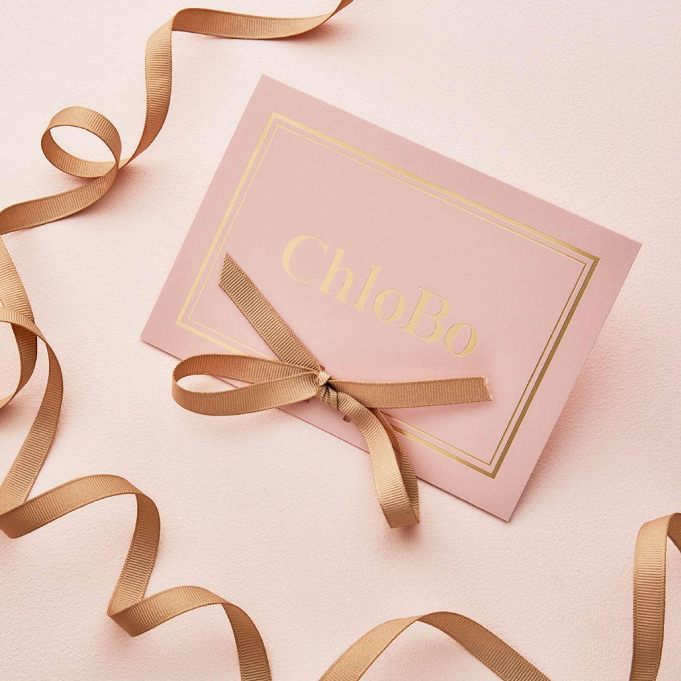 ChloBo Gift Vouchers