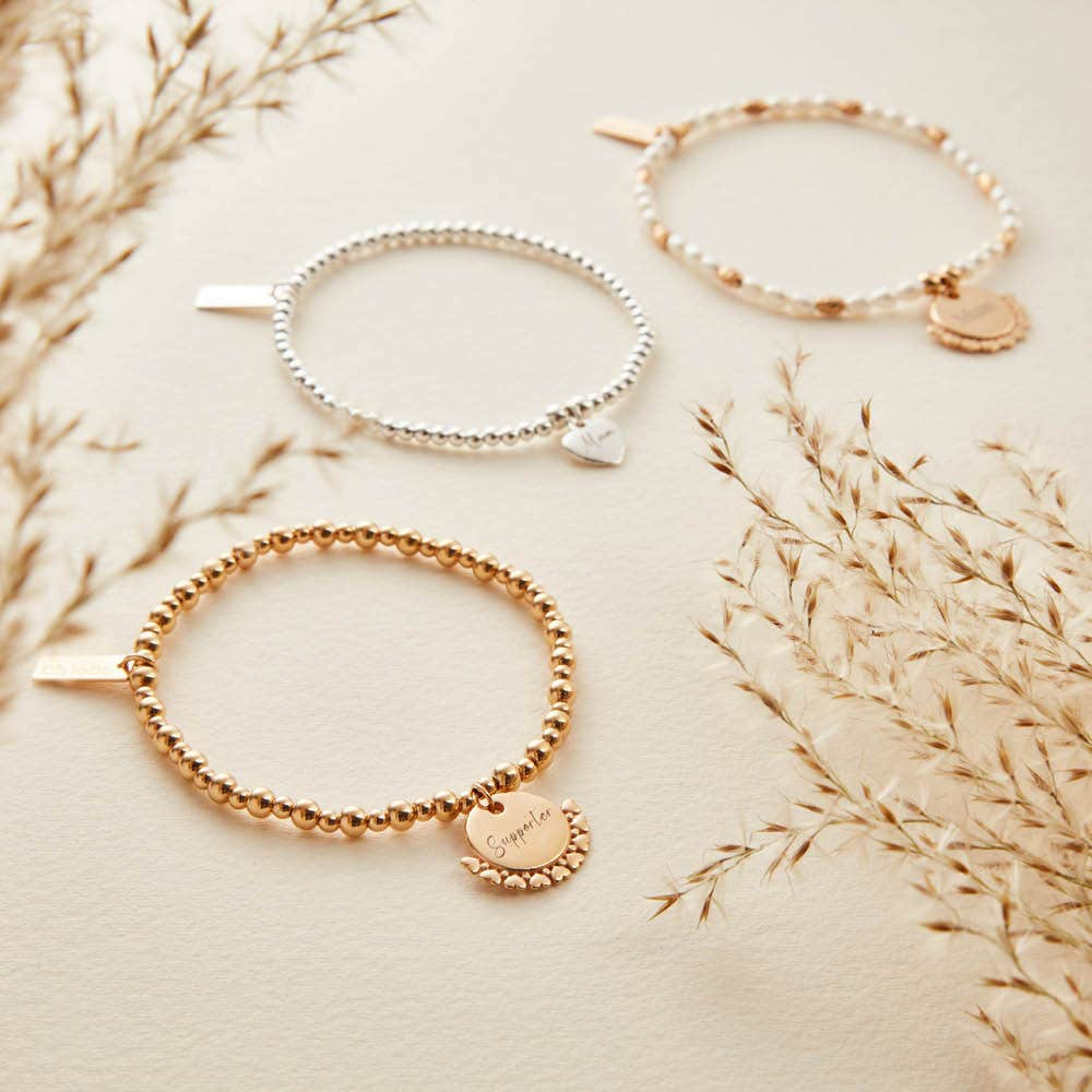 Heart Charm Jewellery