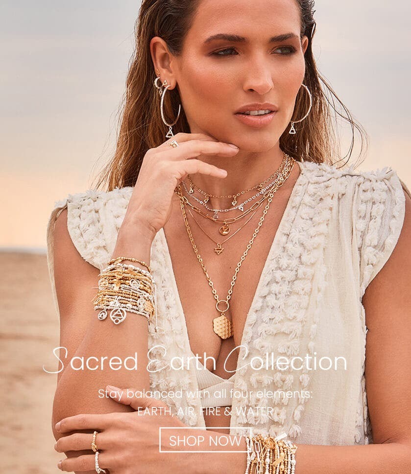 Sacred Earth Collection